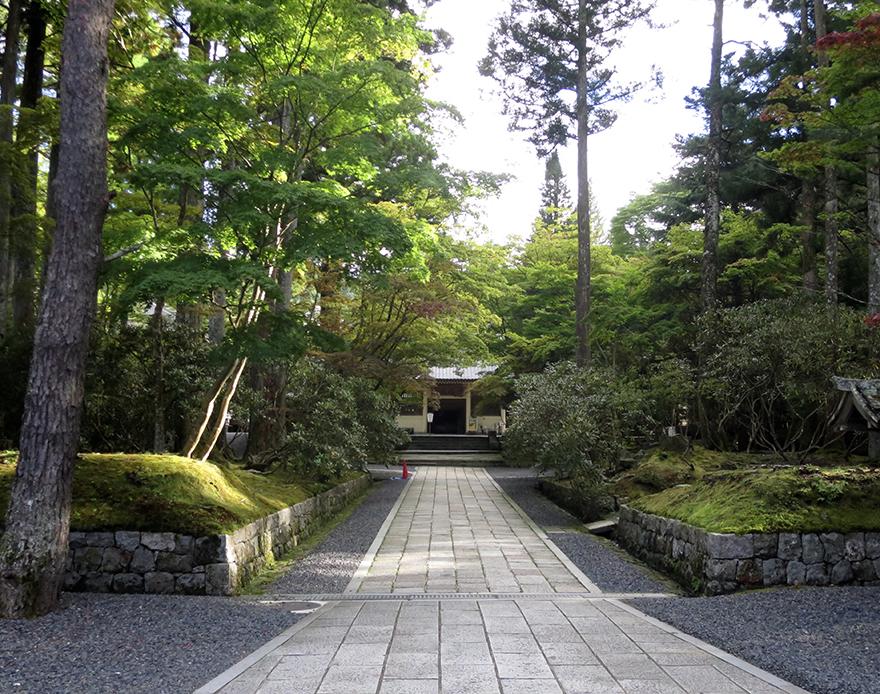 Reihokan Museum at Koya-san