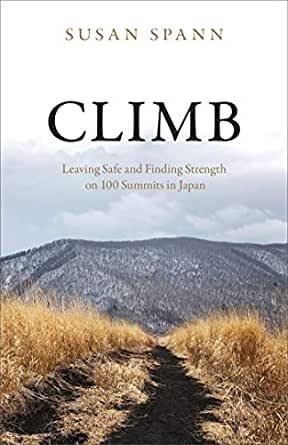 Cover of CLIMB by Susan Spann