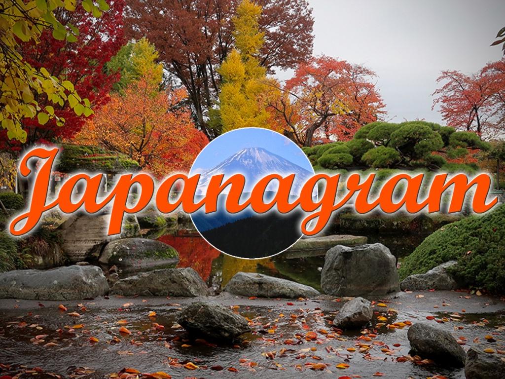 October 2020 Japanagram logo