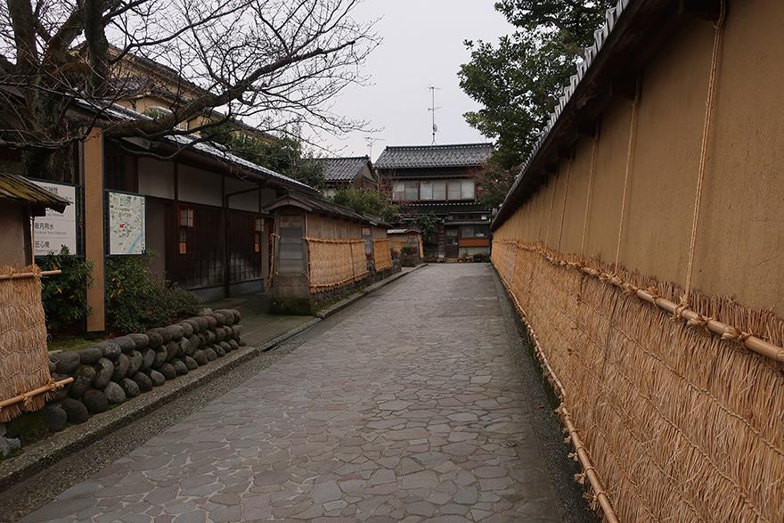 Nagamachi Samurai District in Kanazawa