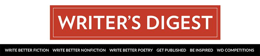 Writer's Digest blog header