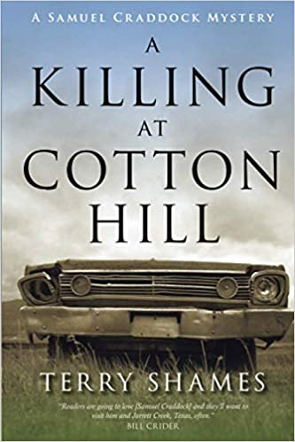 Cover of A Killing at Cotton Hill by Terry Shames