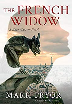 Cover of The French Widow by Mark Pryor