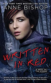Cover of Written in Red by Anne Bishop