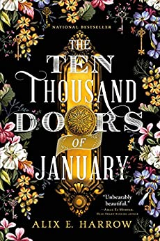 Cover of The Ten Thousand Doors of January by Alix Harrow