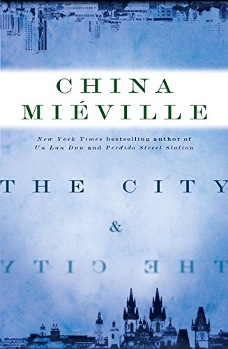 Cover of The City & The City by China Mieville