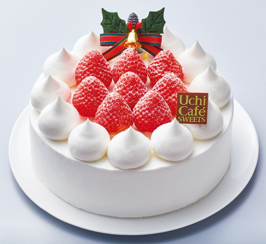 Christmas cake from Lawson