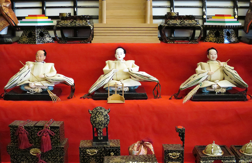 Katsuura Doll Festival hina matsuri dolls