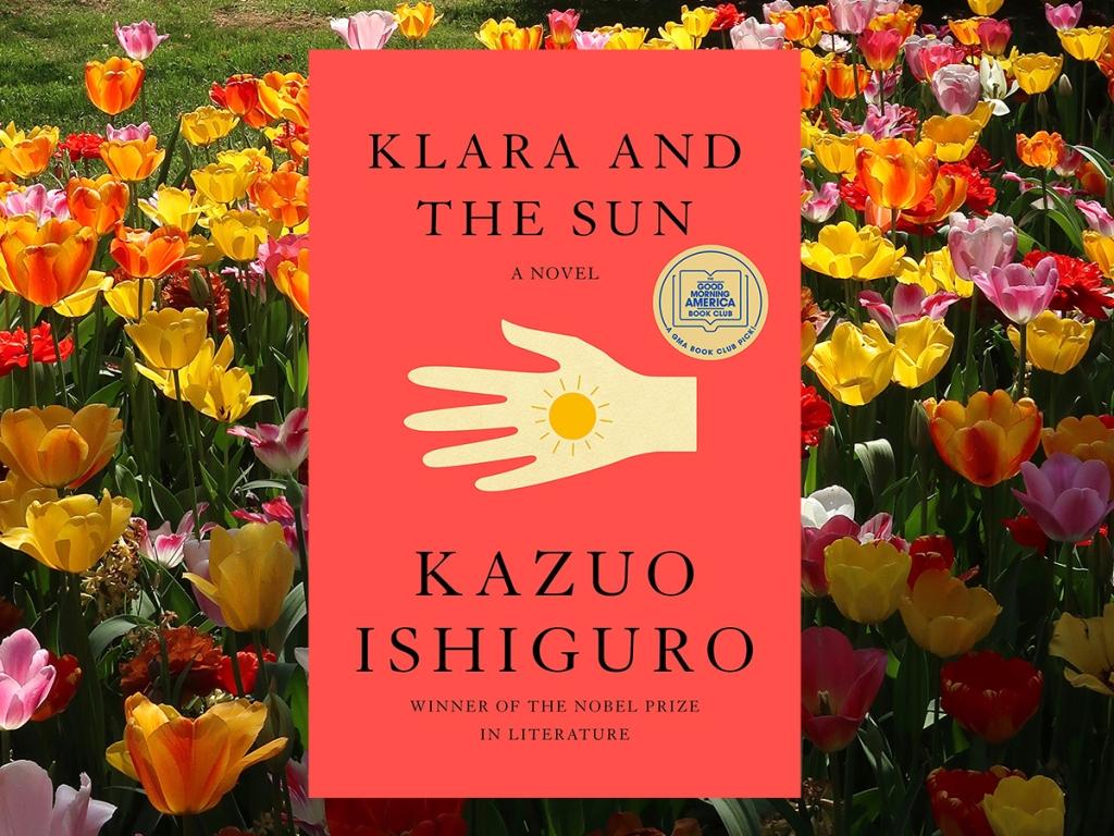 Cover of Klara and the Sun by Kazuo Ishiguro